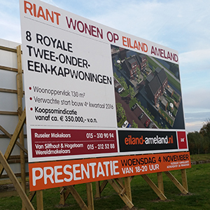 Fraai Signmakers   |   Auto-reclame.nl   |   Bouwbord-online.nl